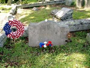 Malinda Hoopes Grave Marking